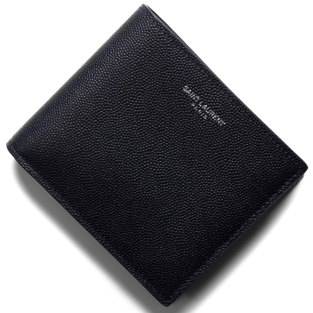 52a7da62c22e サンローランパリ イヴサンローラン 二つ折り財布 財布 メンズ ...