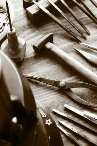 彫金 工具
