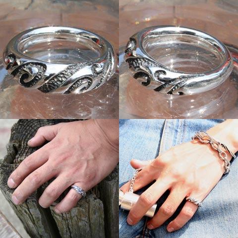 オーダーメイドマリッジリング・結婚指輪・婚約指輪のブルーレース
