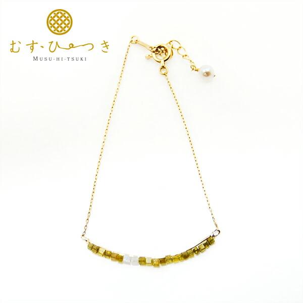 アコヤ真珠ネックレス k18 ゴールドブレスレット べビーパールブレスレット