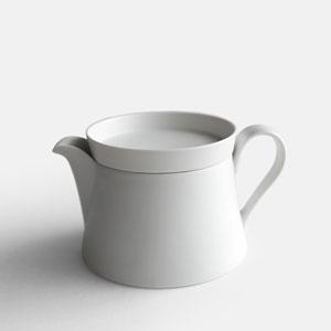 IR/015 Tea Pot S (White Matt)