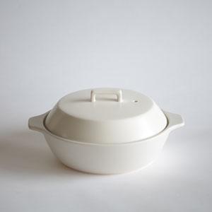 KAKOMI IH土鍋 1.2L(WH)