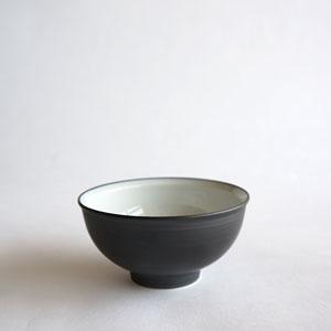 KINTO / RIM Rice Bowl(Black)