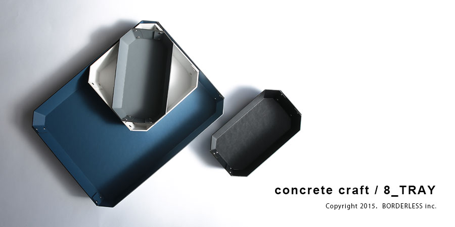 concrete craft / 8_TRAY
