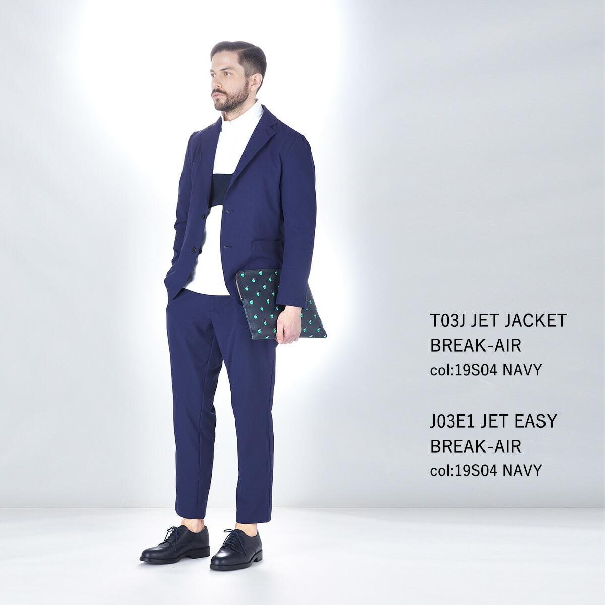 BMC空冷式スーツ