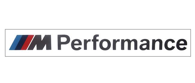Car stickers japanese - Bmp Rakuten Global Market Bmw M Performance Sticker Emblem