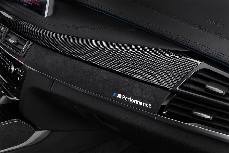 Bmp rakuten global market bmw f16 f86 x6 m performance for Interior trim materials