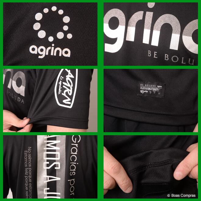 アグリナ/agrina プラシャツ バリネアグラデプラクティスシャツ