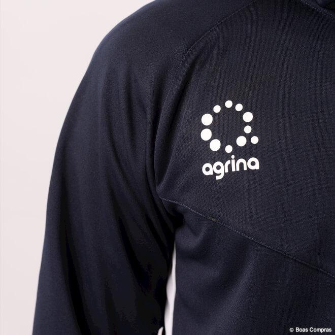 アグリナ/agrina ジャージセットアップ デセアル トレーニングジャージフードジャケット上下セット7