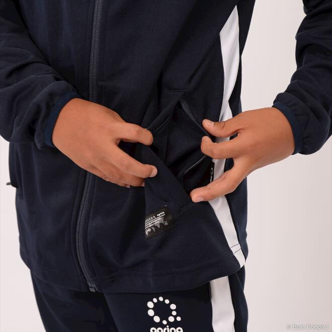 アグリナ/agrina ジュニアジャージセットアップ ジュニアデセアル トレーニングジャージフードジャケット上下セット7