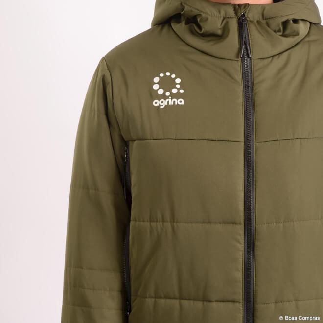 アグリナ/agrina アウター Premiumラミエンド中綿ウォームジャケット6