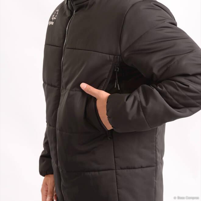 アグリナ/agrina アウター Premiumラミエンド中綿ウォームジャケット10