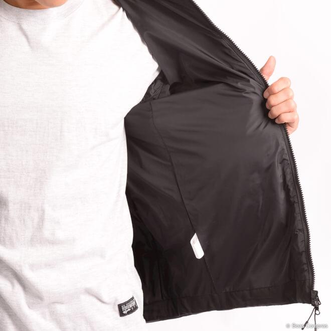 アグリナ/agrina アウター Premiumラミエンド中綿ウォームジャケット11