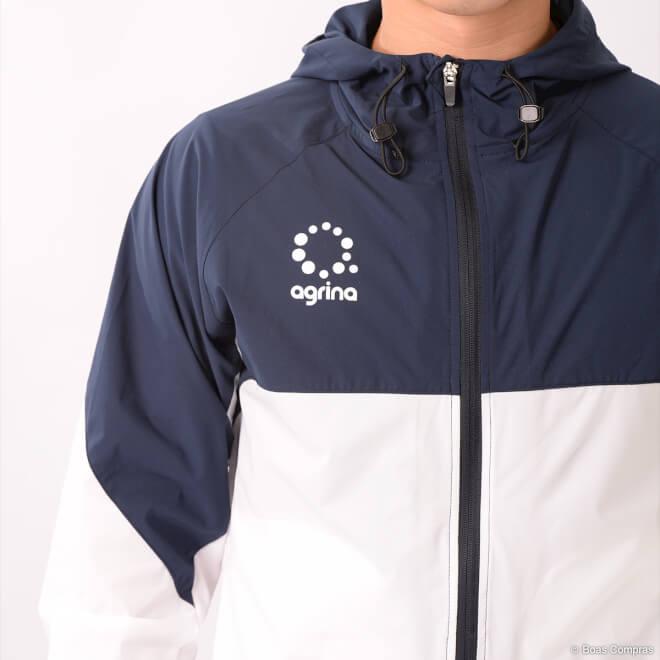 アグリナ/agrina ピステトセットアップ Premiumリゲロフーデッドピステジャケットロングパンツ上下セット6