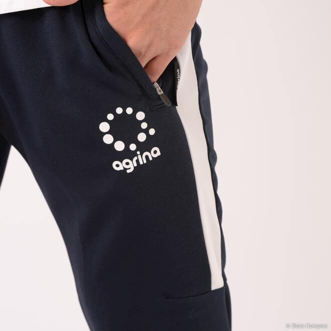アグリナ/agrina ピステトセットアップ Premiumリゲロフーデッドピステジャケットロングパンツ上下セット9