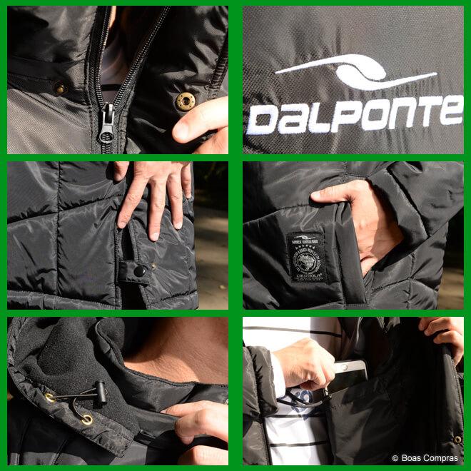 ダウポンチ/dalponte ベンチコート ベンチコート