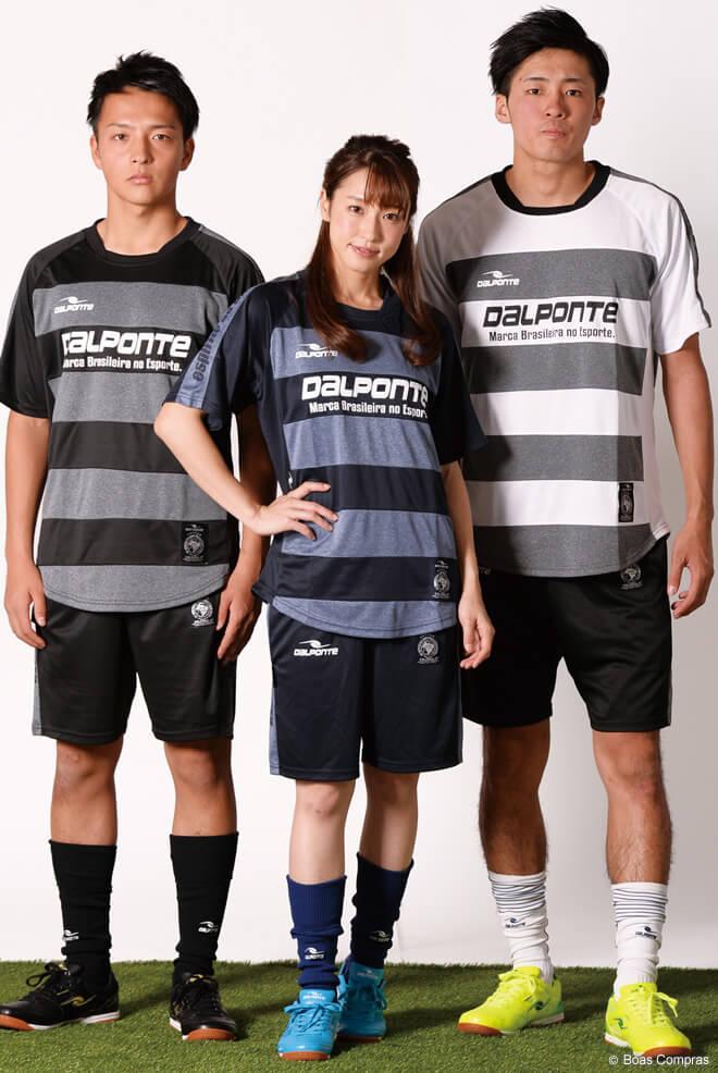 ダウポンチ/dalponte プラシャツ ボーダープラクティスシャツ