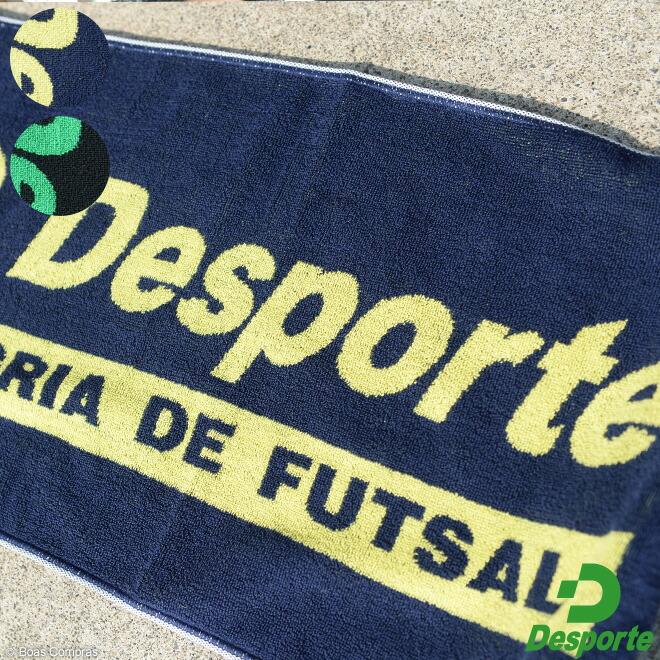 デスポルチ/desporte フットサル アイテム フェイスタオル
