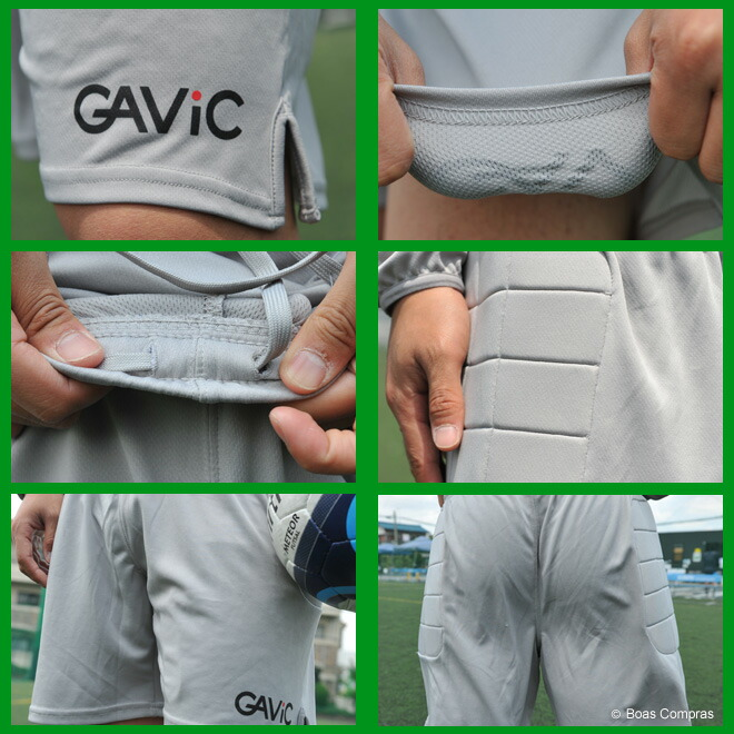 ガビック/gavic フットサル ウェア ジュニアキーパーパンツ