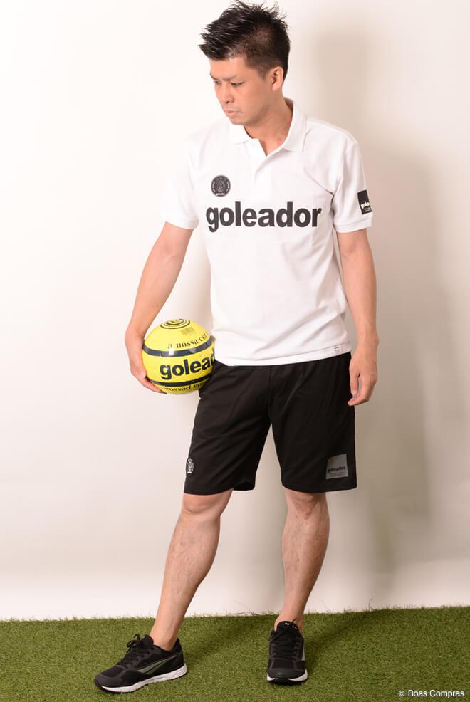 ゴレアドール/goleador ハーフパンツ ピーチスキンハーフパンツ