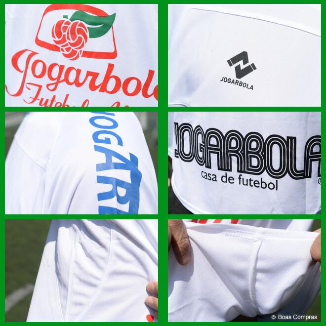 ジョガボーラ/jogarbola プラシャツ プラクティスシャツ