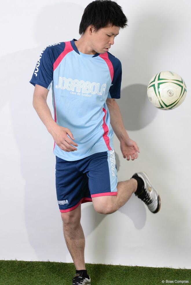 ジョガボーラ/jogarbola プラシャツ上下 プラクティス上下セット