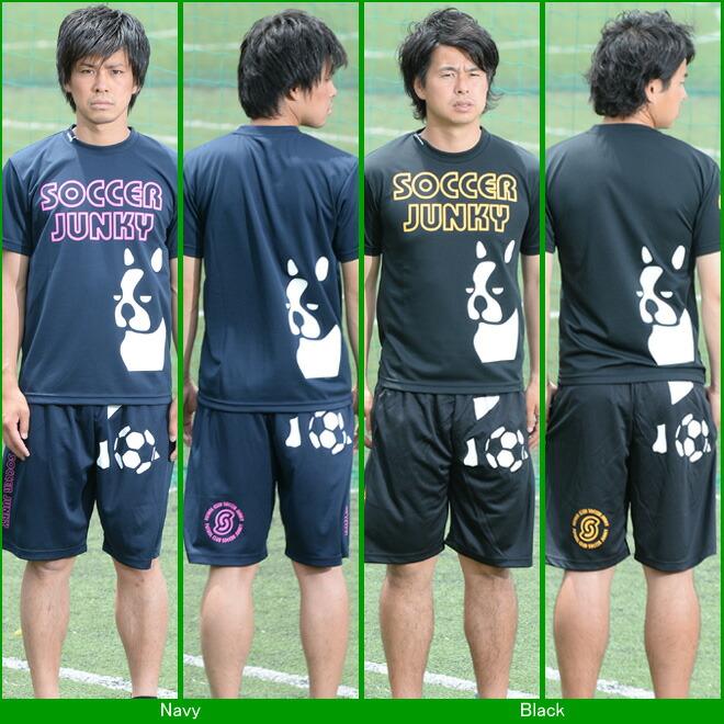 サッカージャンキー/soccerjunky PANDHIANIプラシャツ
