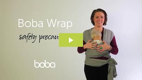 boba wrap 安全について