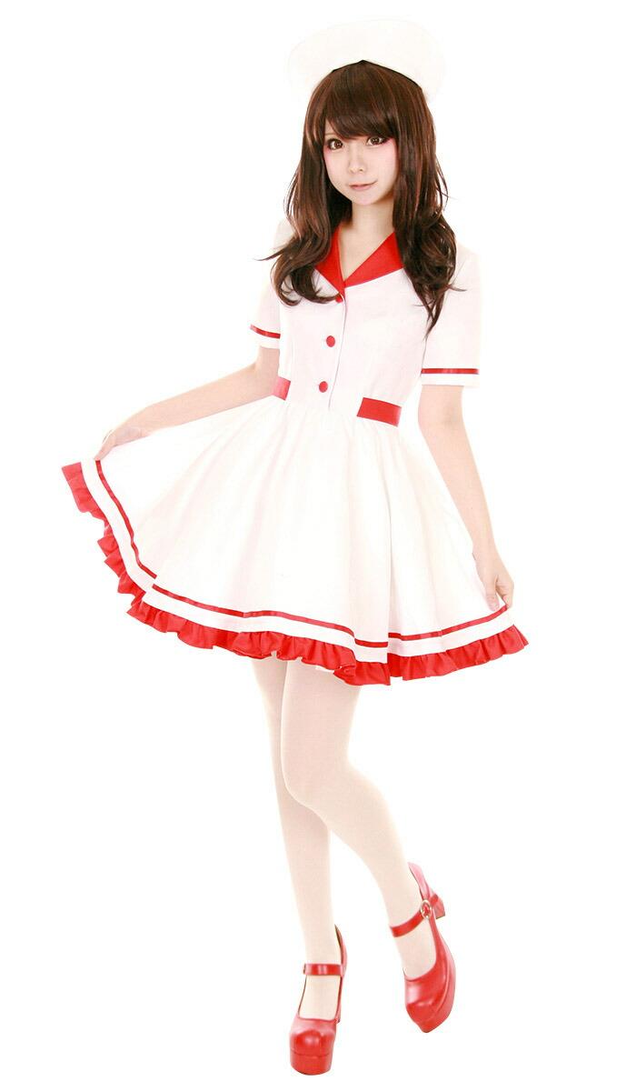 女医ナース3点セットM〜2Lサイズありcostume851衣装