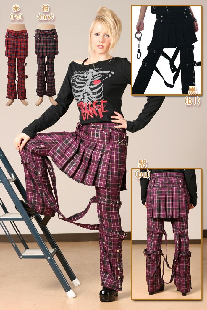 コスプレコスプレ衣装パンツコスチューム衣装仮装大人大きいサイズS〜2Lサイズ4色展開p035衣装
