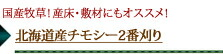 北海道チモシー2番刈り