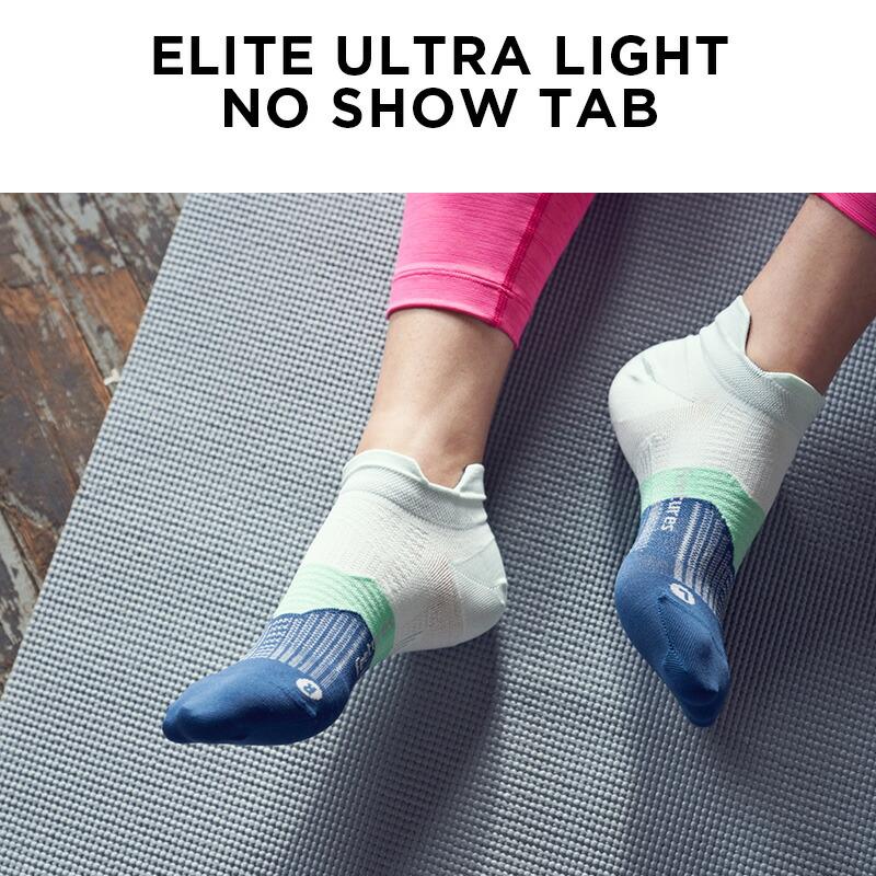 フィーチャーズ/Feetures ELITE URTRA LIGHT NO SHOW TAB ランニングソックス