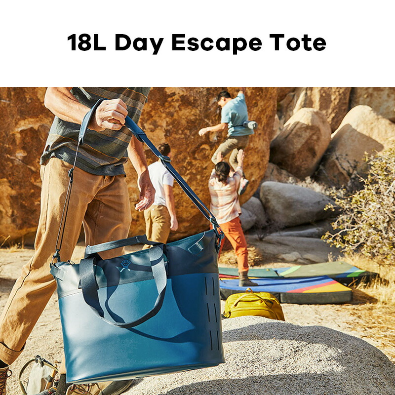 ハイドロフラスク Hydro Flask 18L Day Escape Tote クーラートートバッグ