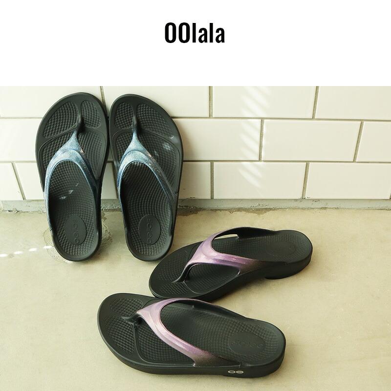 ウーフォス/OOFOS OOlala(ウーララ)リカバリーサンダル