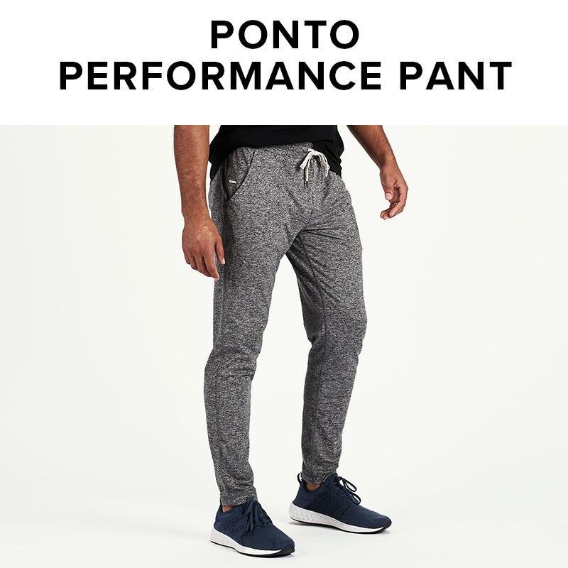 ヴオリ/VUORI PONTO PERFORMANCE PANT メンズパフォーマンスパンツ