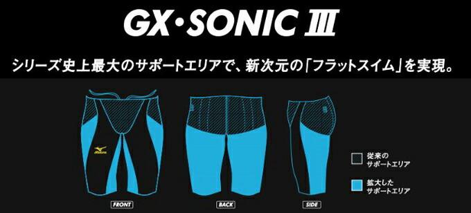 GX-SONIC TOP