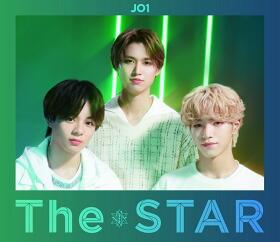 【楽天ブックス限定先着特典】The STAR (初回限定盤Green CD+PHOTO BOOK) (A4クリアファイル)