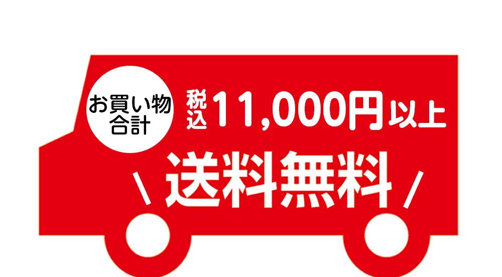 税込み10000円以上送料無料