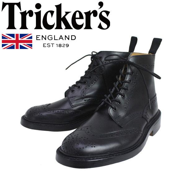 Tricker's(トリッカーズ)正規取扱店BOOTS MAN