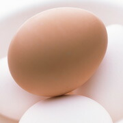 卵:良質なタンパク質を豊  富に含み、必須アミノ酸やカルシウム、ビタミン類など栄養満点な食物です。