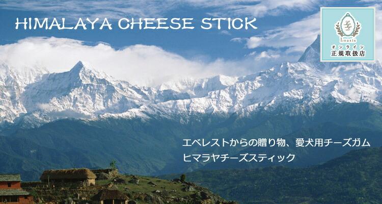 エベレストからの贈り物、愛犬用チーズガム ヒマラヤチーズスティック