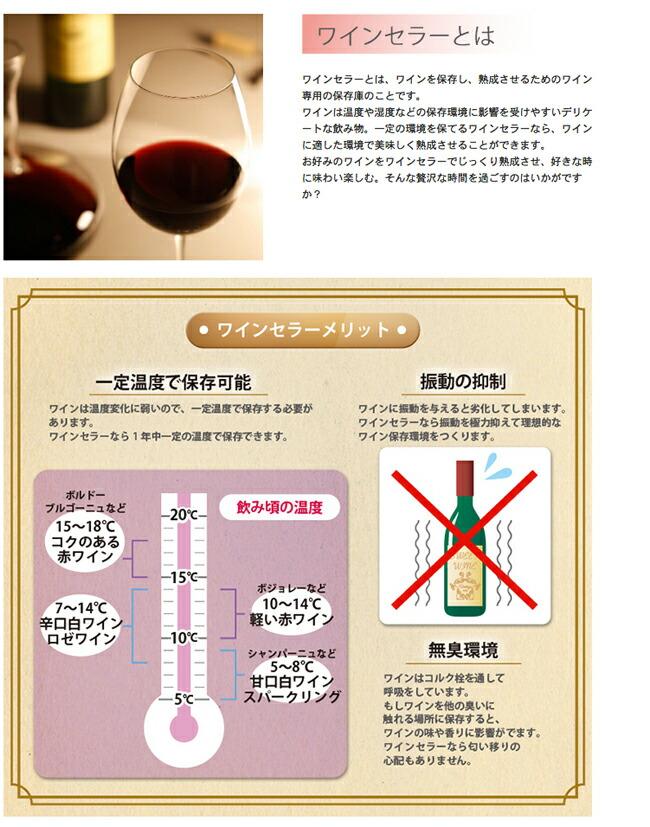 ワインがもっと身近に どんなインテリアにも合うシンプルデザイン