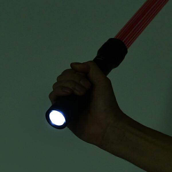 誘導灯型警棒