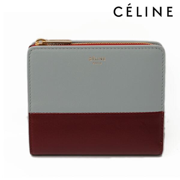セリーヌ CELINE ショルダーバッグ レザー/ブラウン