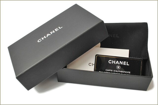 CHANEL シャネル ピアス CCマーク ブラック/シルバー