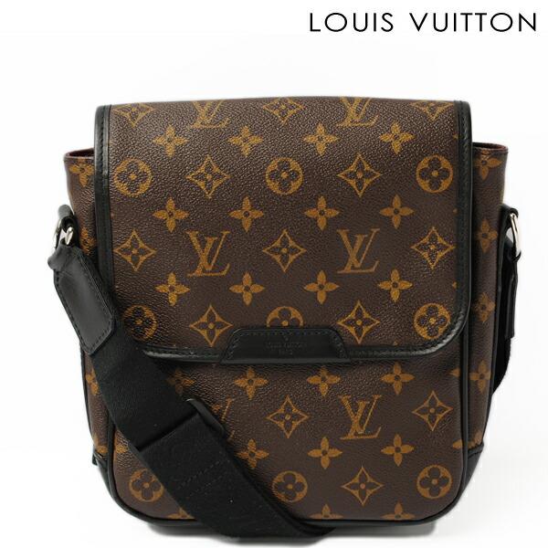 LOUIS VUITTON Louis Vuitton shoulder bag waist porch / body bag monogram Bam bag boss fall M40108