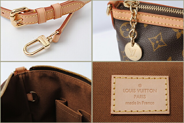 2bc103c4a2767 Import shop P.I.T.  LOUIS VUITTON Louis Vuitton shoulder bag Palermo ...