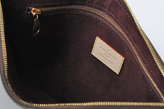 ルイヴィトン ショルダーバッグ ヴェルニ ローズウッド・アヴェニュー アマラント M93510 中古品
