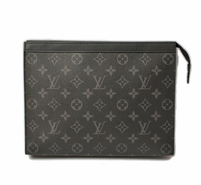 76529486807 Louis Vuitton evening   clutch. LOUIS VUITTON Pochette voyage Monogram  Eclipse M61692 ルイヴィトン ダミエ ショルダーバッグ チェルシー N51119