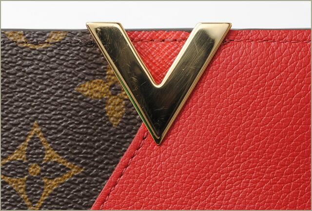 廃盤 ルイヴィトン モノグラムミニ 折り財布 ダークブルー M92439